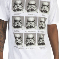 Emotions Storm Trooper Shirt