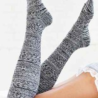 Cozy Marled Knee-High Sock - Urban Outfitters