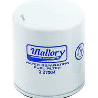 Mallory Filter, Fuel Water Sep. 9-37804
