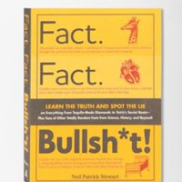 Fact. Fact. Bullsh*t! By Neil Patrick Stewart