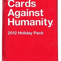 Cards Against Humanity 2012 Holiday Expansion Pack