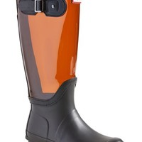 Hunter 'Original' Clear Waterproof Rain Boot (Women) | Nordstrom