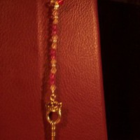 Pink, Purple &amp; Pretty Bookmark
