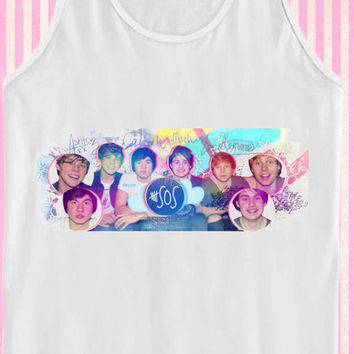 5 Seconds Of Summer Cover for Tank Top Mens and Tank Top Girls