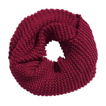 H M Knit Tube Scarf 9.95