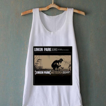 Linkin Park Rock Band Culture for tank top mens and tank top girls