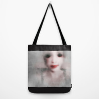 Memorie of another Life [V3 grey] Tote Bag by LilaVert | Society6