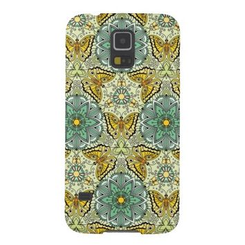 Abstract Butterfly Pattern Samsung Galaxy S5 Case