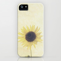 Sunflower iPhone & iPod Case by Pure Nature Photos