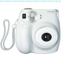 Fujifilm Instax MINI 7s White Instant Film Camera:Amazon:Camera & Photo