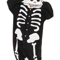 Skeleton Kigurumi - Adult Pajamas Halloween Costumes