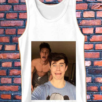 Nash and Cameron  best Tank Top Mens and Girls