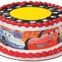 Cars Edible Image Cake Borders by DecoPac 3 Strips by SweetnTreats on Zibbet