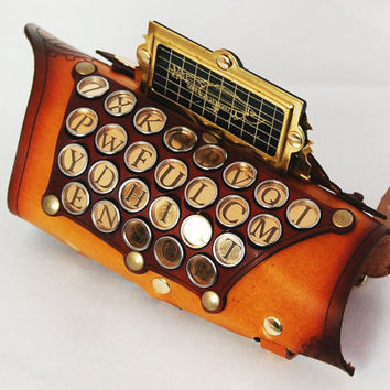 Captain's Typewriter Key Arm Guard