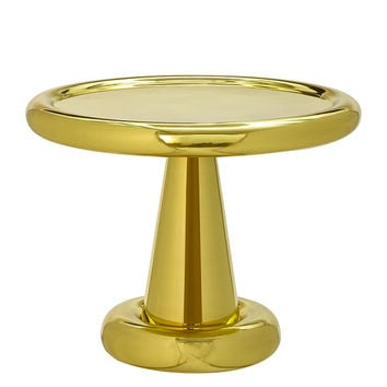 spun table short