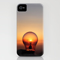 Shine a light iPhone Case by Skye Zambrana | Society6