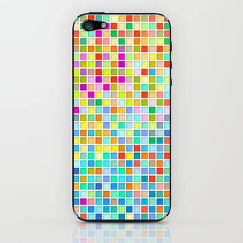 Click #9 iPhone & iPod Skin by Ornaart