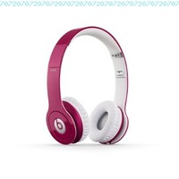 Beats Solo HD On-Ear Headphone (Pink) (Discontinued by Manufacturer):Amazon:Electronics