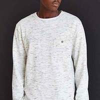 CPO Streaky Crew-Neck Sweater - Urban Outfitters