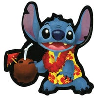 Disney Lilo & Stitch Coconut Sticker
