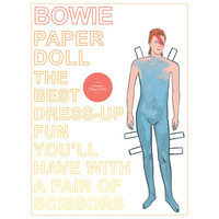 David Bowie Paper Doll