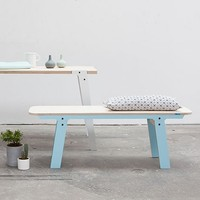 MONOQI | Slim Bench 01 - Blue