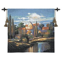 Fine Art Tapestries Autumn Memories Tapestry - Max Hayslette - 2704-WH