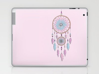 Dreamcatcher Laptop & iPad Skin by Haleyivers | Society6