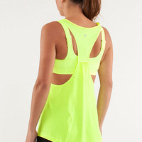 run: for your money tank | women's tanks | lululemon athletica