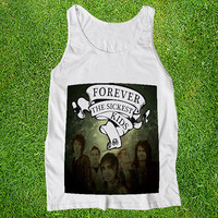 Forever the Sickest Kids Casual Wear Sporty Cool Tank top Funny Tank Cute Direct to garment