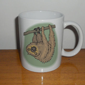 Sloth Cup Coffee Mug