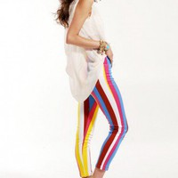 Motel Rocks High Waisted Jodie Trouser