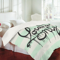 DENY Designs Home Accessories | Wesley Bird Locals Only Duvet Cover