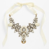 Women's Tasha Ribbon Collar Necklace