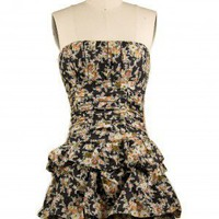 The Laughter and Tiers Dress| Indie Retro Vintage Inspired Dresses | Poetrie