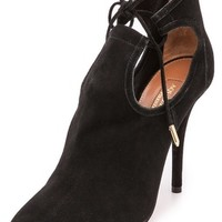 Babe Cutout Booties
