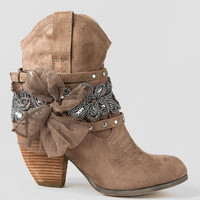 SHORTIE Embellished Bootie