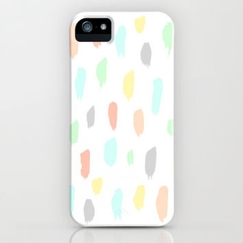 candy rain iPhone & iPod Case by austeja saffron