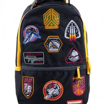 Space Hunter Backpack | Sprayground Backpacks, Bags, and Accessories