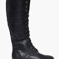 Outlaw Lace Up Boots