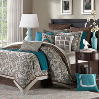 Bennett Place Comforter Set | Atlantic Linens