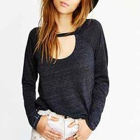 Chaser Vent Shirt-Tail Tee - Urban Outfitters