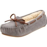 Tamarac by Slippers International Women`s Molly Slipper,Grey,11 M US