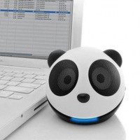 GOgroove panda pal : work where you want to work