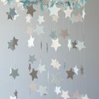 Boy Nursery Decor - Nursery Mobile .. on Luulla