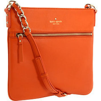 Kate Spade New York Cobble Hill Ellen (Orange Sherbert) - Shoulder