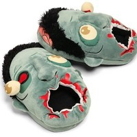 ThinkGeek - Zombie Plush Slippers (One size fits most):Amazon:Toys & Games