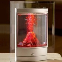 New! Amazing Electronic Nature's Fire Undersea Volcano:Amazon:Toys & Games