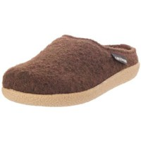 Giesswein Women`s Veitsch Slipper,Mocha,36 EU/5 M US