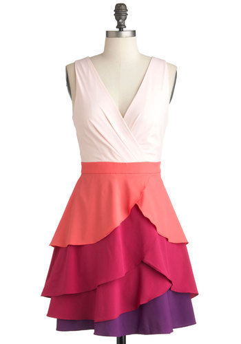 Admire the Hue Dress | Mod Retro Vintage Dresses | ModCloth.com